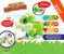 Brinquedo Junior Magasaur Tricerátopo Baby Musical Fun 84357 - Imagem 2