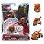Novo Hatch n Heroes Disney Pixar Carros Mate Dtc 3716 - Imagem 1