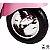 Moto Barbie Carrinho Controle Remoto Dream 7 Funções Candide - Imagem 5