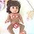 Bebê Tati | 100% Silicone | Pode dar Banho | Pronta Entrega - Imagem 4