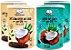 2 Unidades de Leite de Coco em pó e 2 unidades de Café com leite de coco em pó - Imagem 1