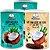 2 Unidades de Leite de Coco em pó e 1 Café com leite de coco em pó - Imagem 1
