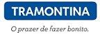 Conjunto de Garfos Jumbo para Churrasco Tramontina em Aço Inox com Cabo Castanho Polywood 4 Peças - Imagem 4