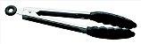 Pegador de Silicone Hercules 23cm PE75-23PR - Preto - Imagem 1