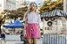 Short Linen Clochard Pink - Imagem 2