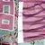 Camisa de Ciclismo Pró Race - Rosa Floral - Imagem 8