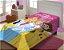 Cobertor Solteiro Charme De Princesas Jolitex 1,50x2,00 - Imagem 1