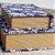 Conjunto 2 Caixas Livro Floral Azul  - Imagem 5