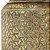 Potiche Dourado Metal G 6311 - Imagem 2