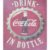 2 Quadros Cartão MDF Coca-Cola Vintage                                                                                                                                                                                             - Imagem 3