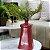 Garrafa Decorativa Vermelha - Imagem 2