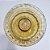Potiche Cristal Sussex Âmbar G Wolff - Imagem 3