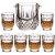 Jogo 7 Peças Para Whisky Margot - Imagem 1
