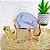 Enfeite Decorativo Gato Porta Anel E Joia  Porcelana - Imagem 5