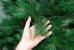 Árvore De Natal Pinheiro Verde 2,40m Modelo Luxo 852 Galhos A0224E - Imagem 5