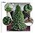 Árvore Pinheiro de Natal 1,80m Modelo Luxo 420 Galhos Nevada A0318N - Imagem 1