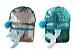 Mochila de Costas Sereia Muda de Cor Azul/Prata - Clio  - Imagem 2