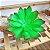 Kit 3 Plantas Suculenta Lótus Artificial 16x10 Cm Decoração - Imagem 5