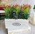 Planta Suculenta Ornamental Artificial 26 Cm Decoração - Imagem 4