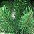 Árvore Pinheiro de Natal 2,40m Modelo Dinamarquês 1242 Galhos Verde A0724H - Imagem 7