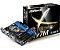 PLACA MAE 1150 MICRO ATX H97M DDR3 ASROCK BOX IMPORTADO - Imagem 1