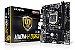 PLACA MAE 1151 MICRO ATX GA-H110M-H DDR3 VGA, HDMI, USB3.0 GIGABYTE BOX - Imagem 1