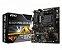 PLACA MAE AM4 MICRO ATX B350M PRO-VH PLUS DDR4 USB 3.0 MSI BOX - Imagem 1