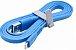 Cabo Lightning iPhone I2GO 1,2m 2,4A Flexível I2GO - Azul   - Imagem 4