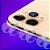 Película de Vidro para Câmera iPhone 11 Pro Max - Imagem 4