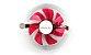 COOLER PARA PROCESSADOR INTEL 1150/1151/1155/1156/775 E AMD BPC90ZF - Imagem 1