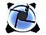 FAN DUPLO LED PARA GABINETE 120MM BPC-220 CORES SOLIDAS - Imagem 8