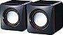 CAIXA DE SOM BPC-D02L USB PRETO  - Imagem 1