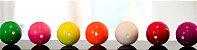 Bolas brasileiras para malabarismo em várias cores! (unidade) - Imagem 10