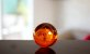 Bola de contato transparente ou colorida em acrílico 100mm - Imagem 4