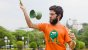 Camisetas Exclusivas Malabarize-se com o monstrinho verde! - Imagem 3