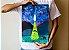Poster Abdução colorido tamanho A3 - Imagem 2