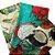 Pano de Cera estampa Frutas Mistas {Kit com 3 P/M/G} - Imagem 2