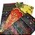 Pano de Cera estampa Listras Temáticas & Mandala {Kit com 3 P/M/G} - Imagem 3
