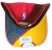 Boné New Era Cleveland Cavaliers Aba Curva - Imagem 7