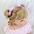 Bebe Reborn Loira, Menina 55 cm, Pronta Entrega - Imagem 2