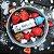 E-Liquid BLVK UNICORN - FRZNBERRY (MORANGO ICE) - Imagem 1