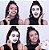 Máscara facial vitamina face mask - océane - Imagem 3