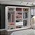 Guarda-Roupa Casal 3 Portas com 1 Espelho 100% MDF Branco Foscarini - Imagem 2