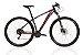 Bicicleta Aro 29 OGGI Big Wheel 7.0 2019 27V Preto/Vermelho - Imagem 1