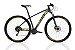 Bicicleta Aro 29 OGGI Big Wheel 7.0 2019 27V Azul/Amarelo - Imagem 1