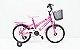 Bicicleta Aro 16 South Bike Ceci Rosa - Imagem 1