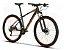 Bicicleta Aro 29 Sense Rock Evo 2019 27V Cinza/Laranja - Imagem 2