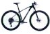 Bicicleta Aro 29 OGGI Big Wheel 7.5 2019 12V Eagle Preto/Verde - Imagem 1