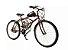 Bicicleta Motorizada Caiçara Sport 80cc Kit Motor Moskito - Vermelha - Imagem 1