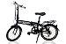 Bicicleta Elétrica Dobrável Nanobike Multilaser - Imagem 1
